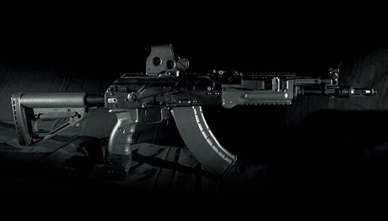 Big push to Make in India: World's most advanced rifles will now be built in Amethi