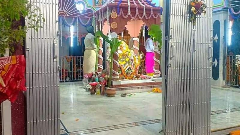 bengal-police-attack-hindu-temple-in-the-name-of-implementing-loudspeaker-ban