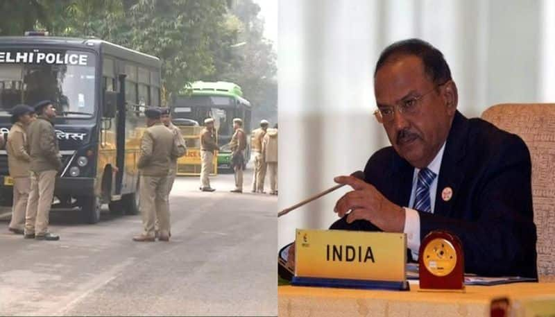 after ajit doval kashmir visit, modi government deployed 10 thousand security forces in valley
