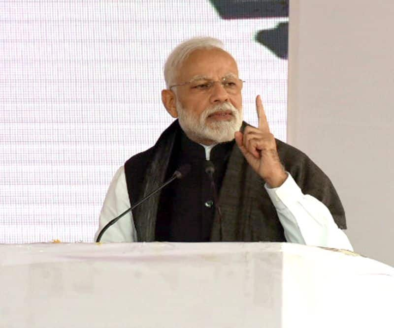 Prime Minister Modi warns Pakistan, says terrorists will pay heavy price for Pulwama attack
