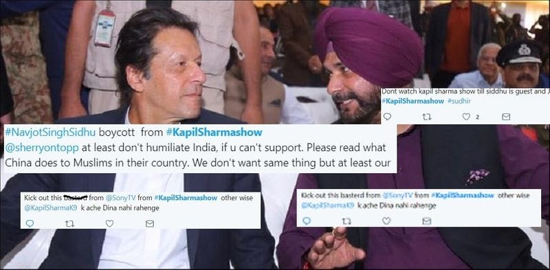 Pulwama terror attack: Here's why Twitterati are demanding Sidhu's removal from The Kapil Sharma Show