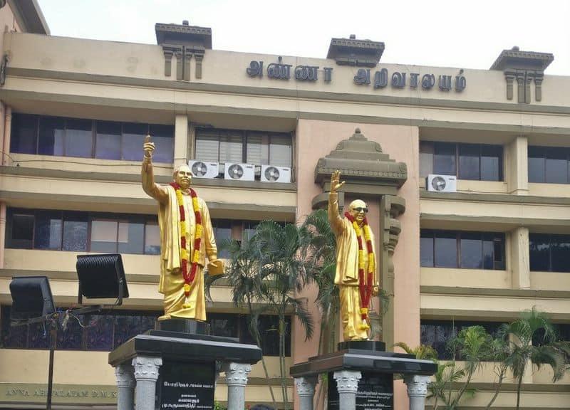 Mamatha inaugurates karunanithi  statue in chennai