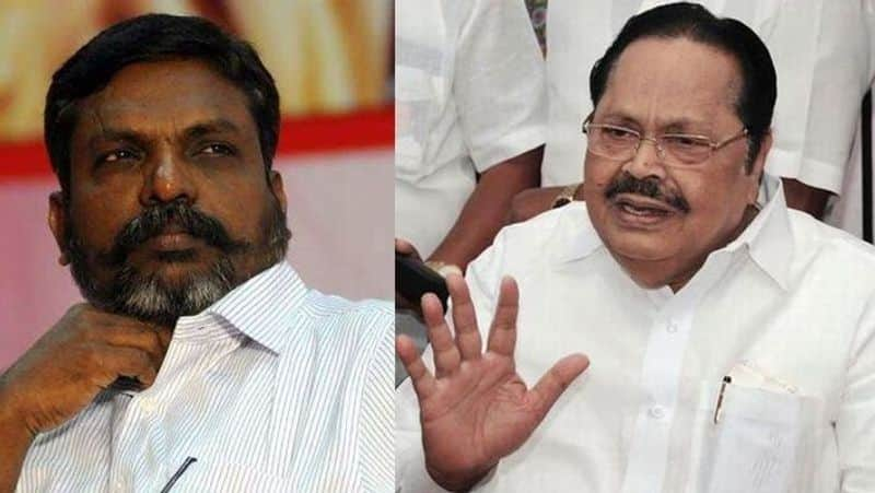 MK Stalin Thirumavalvan clash