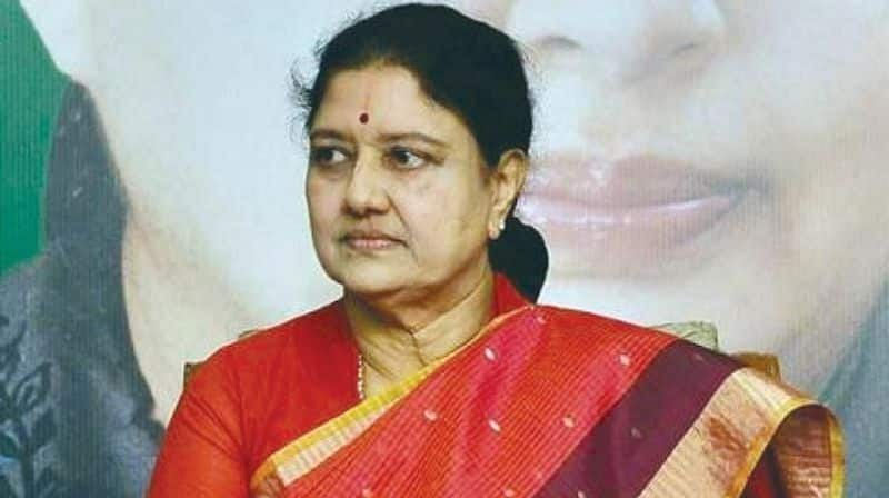 Sasikala is a proposal from the prison