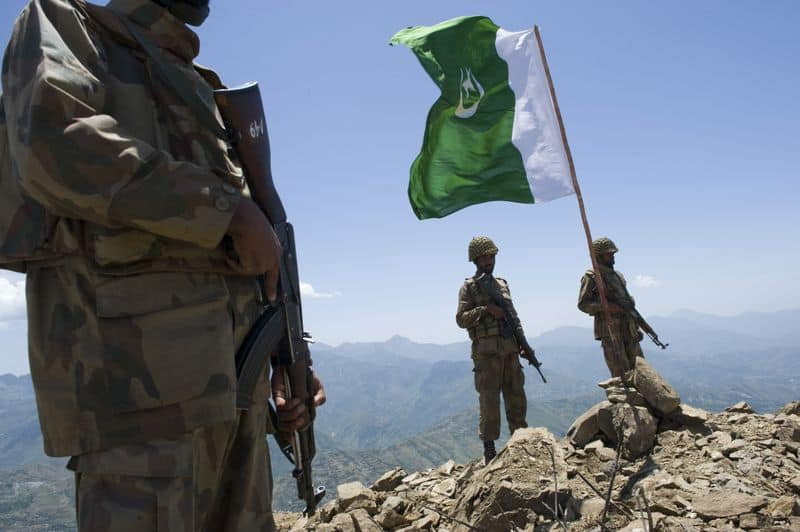 Pakistan fails to take care of its soldiers as suicide bomber kills 9, injures 11 in Balochistan