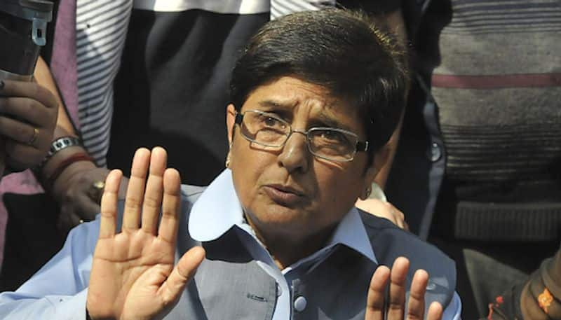 Madras high court orders Kiran Bedi not to interfere with Puducherry govt