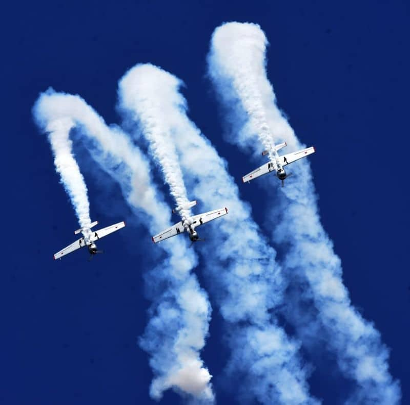 Air Show Safety Guideline Released grg