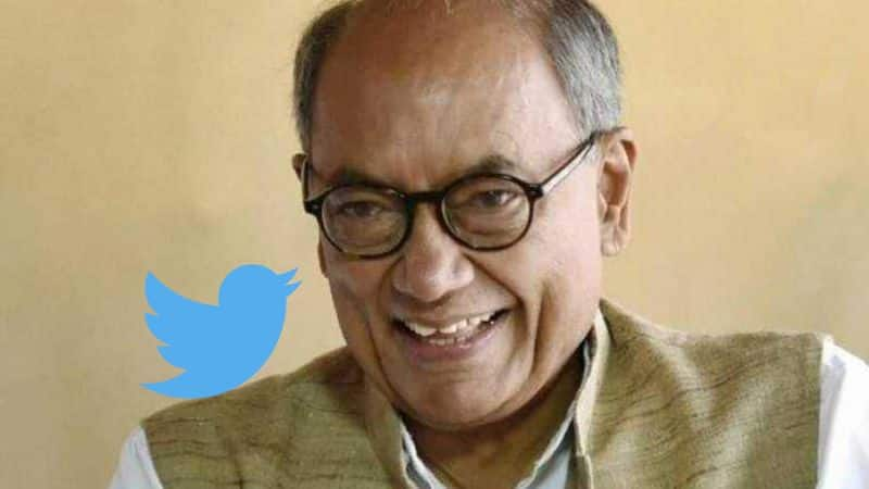 digvijay singh also demanded proof of attack