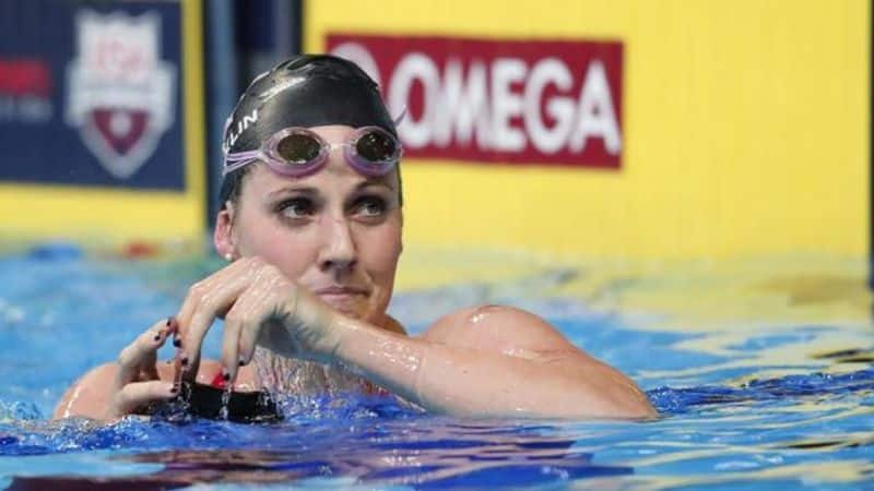 Five Olympic gold winner Missy Franklin finds peace in Hinduism