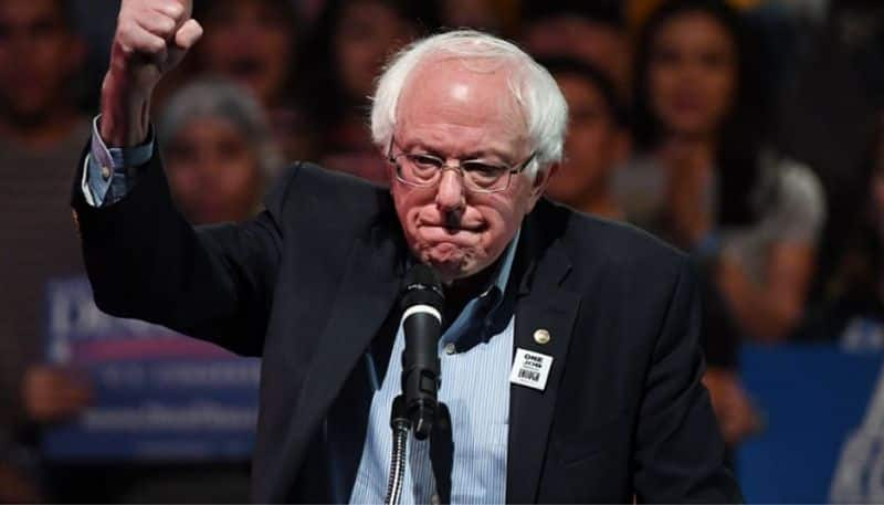 Bernie Sanders launches second run for American president