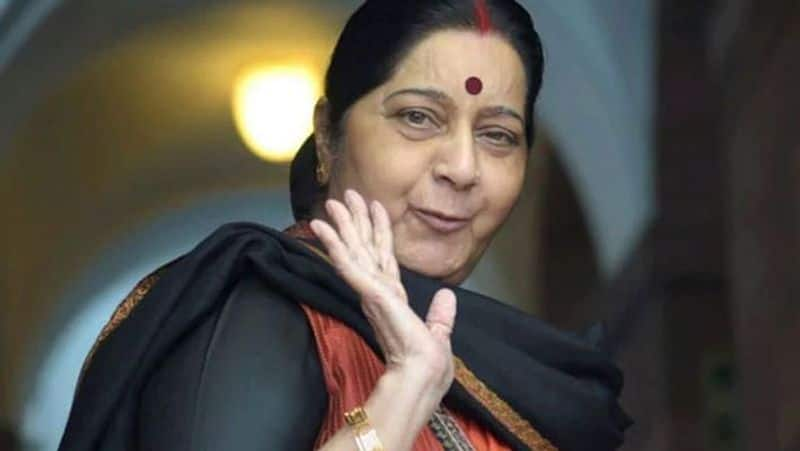 What Sushma Swaraj Said When Asked On Twitter, 'Why do you call yourself chowkidar'