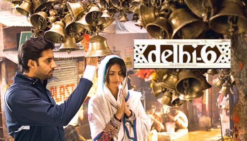 Abhishek Bachchan, Sonam Kapoor get nostalgic as Delhi-6 turns 10