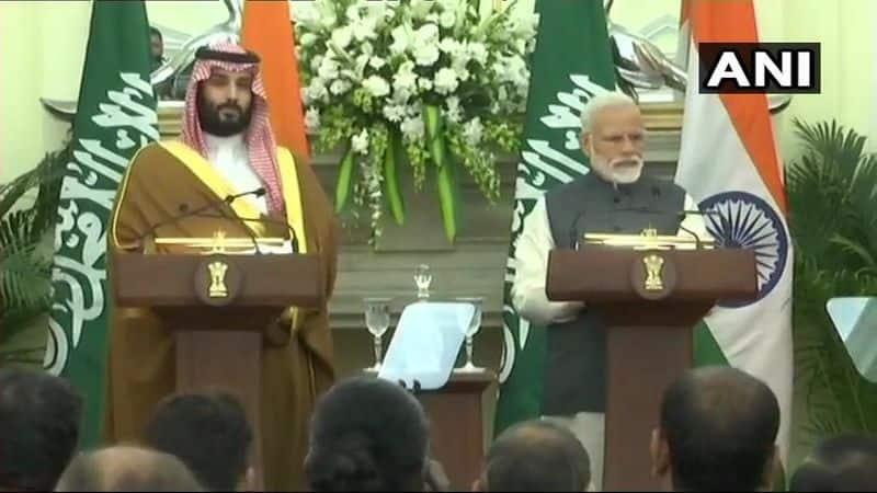 Modi govt persuades Saudi Arabia to take concrete steps against terrorism