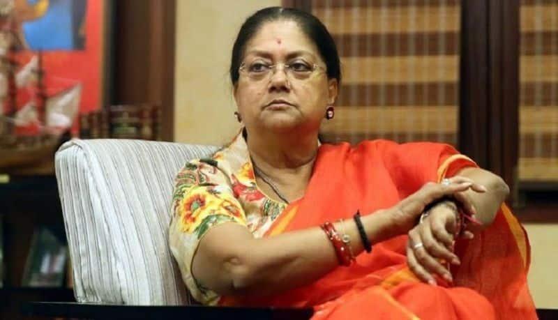 Vasundhara Raje will not contest Lok Sabha election, his son will fight election