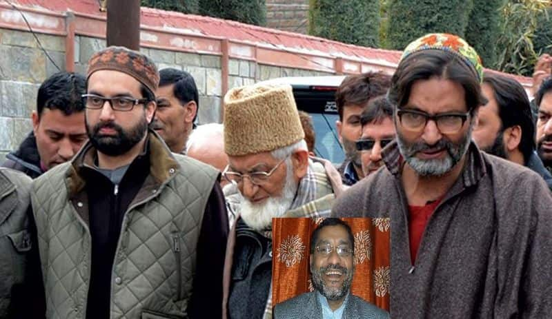 Not only security withdrawal, it is necessary to take even more stricter steps against Kashmiri separatists