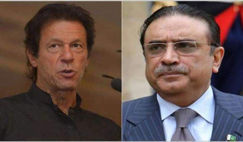 After Pulwama attack Imran Khan encircled inside Pakistan also