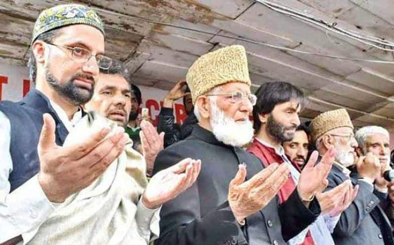 Security Cover of 18 Kashmiri Separatists And 155 leaders Withdrawn