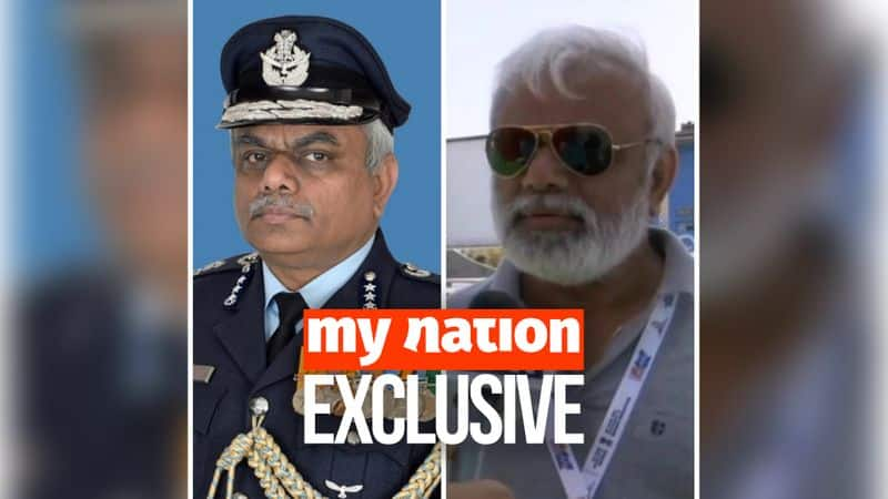 MyNation special: New Missile man of India offers four self-made missiles to Air Force
