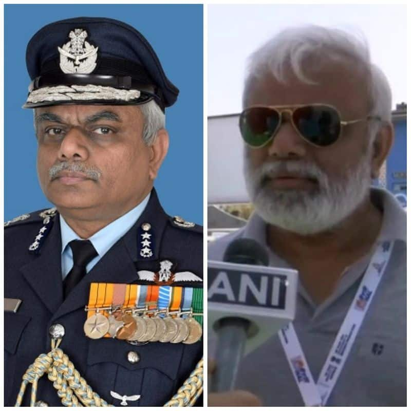New Missile man of India offers four self-made missiles to Air Force