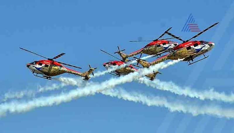 Countdown for Aero-India begins -ymn