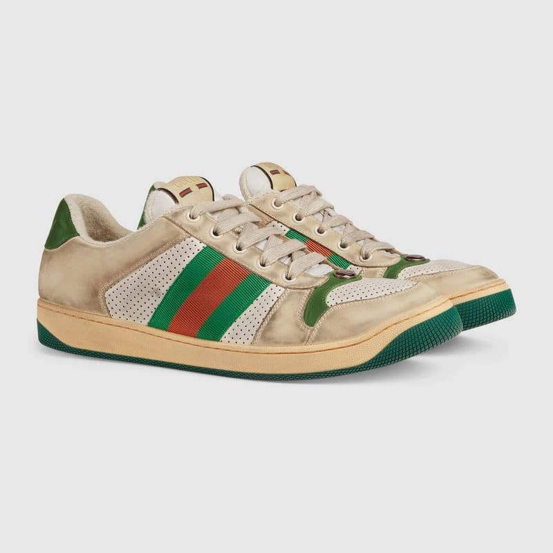 Will you buy these sneakers for Rs 60,000? Fashion house Gucci thinks so