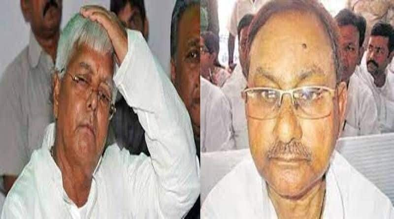 Laloo close aide RJD Leader will be in jail for five years