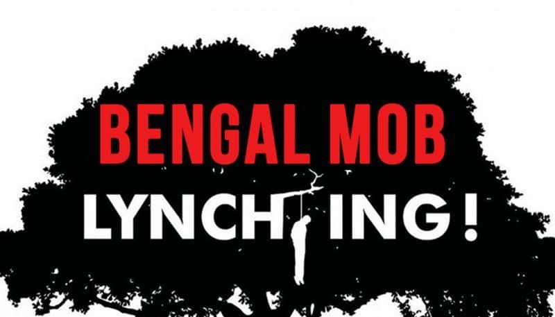 Mob lynches suspect cattle thief Bengal Purulia; victim assault survives