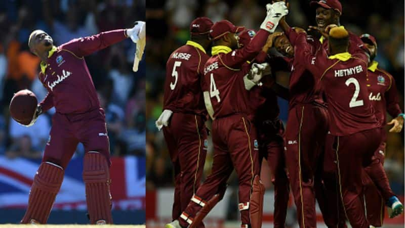 west indies squad annouced for world cup 2019
