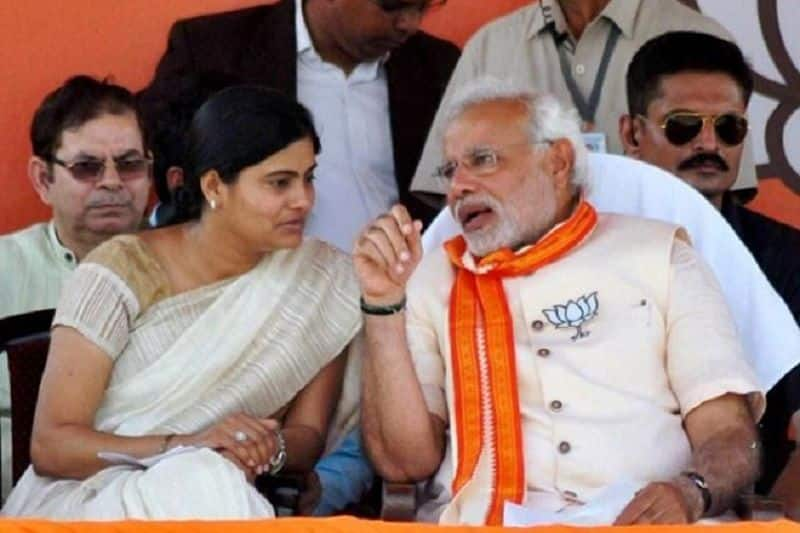 Anupriya Patel angered with bjp for closeness with her mother party Apna dal
