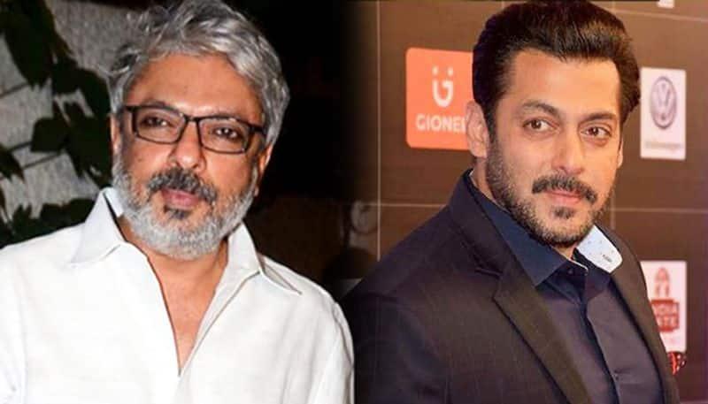 Salman Khan Sanjay Leela Bhansali reuniting after 19 years for love story