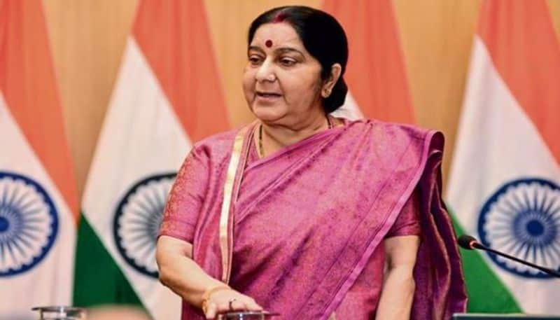 Sushma Swaraj dropped from cabinet and Twitter cannot keep calm