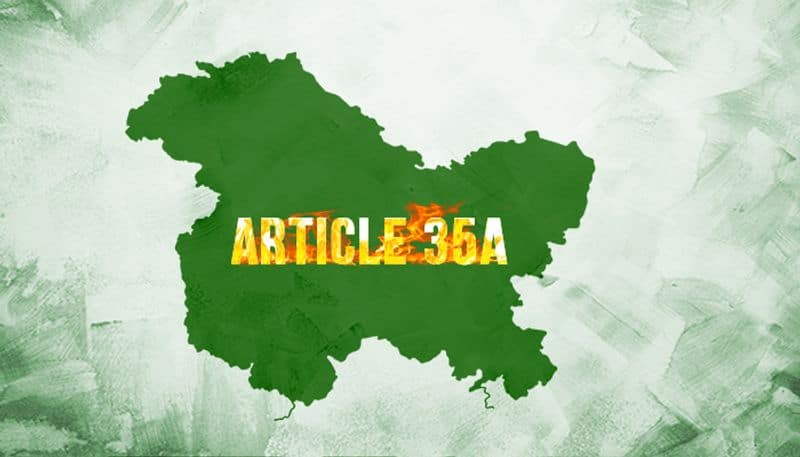 This is why Article 35A is not only illegal but gifted to Kashmir unconstitutionally