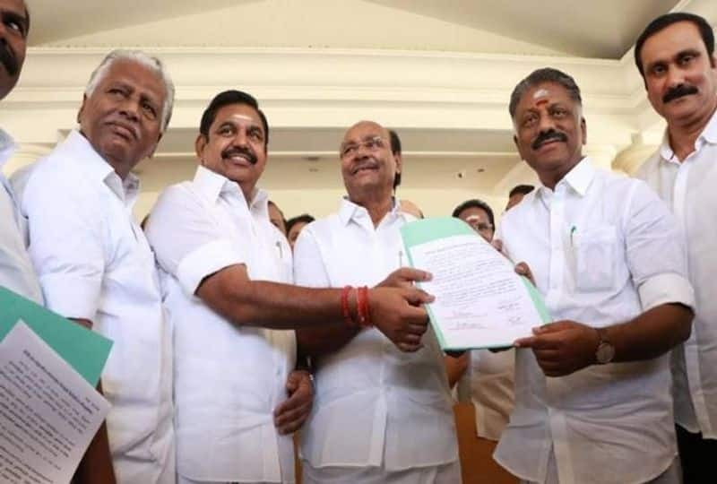 Ramadoss statements for loss parliament election