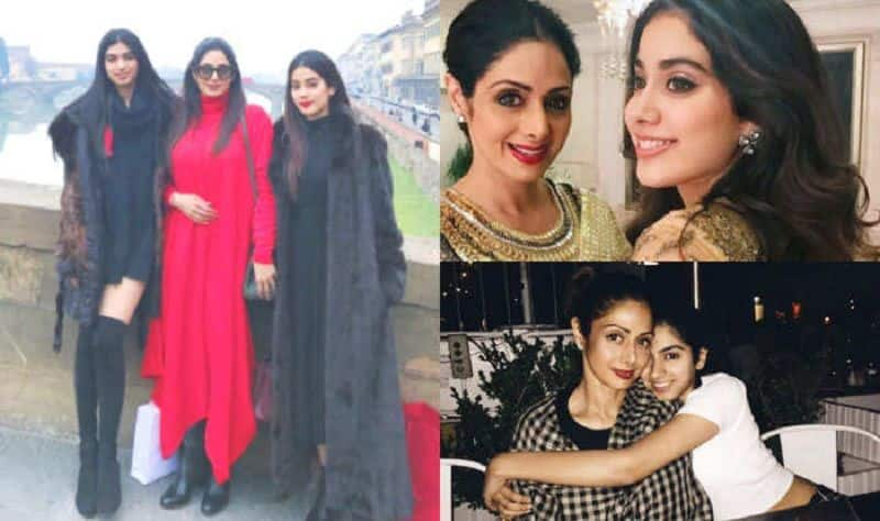 Fan of late film super star Sridevi paying tribute on her death anniversary