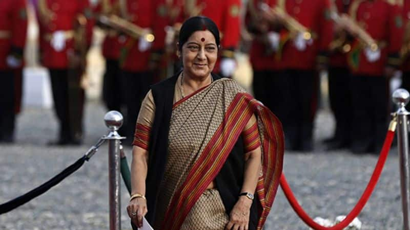 Sushma Swaraj no more Revisiting incident when she helped Hindu Muslim couple get passports