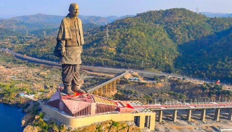 Number of visitors to Statue of Unity beats that of Statue of Liberty!