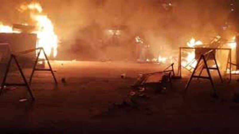 know why in Arunachal Pradesh, protesters set fire Deputy CM's bungalow
