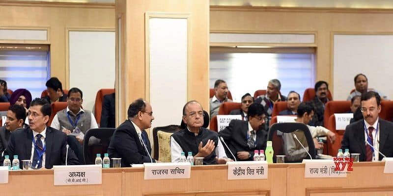 GST council slashed rate on real estate from 8 percent to 1 percent