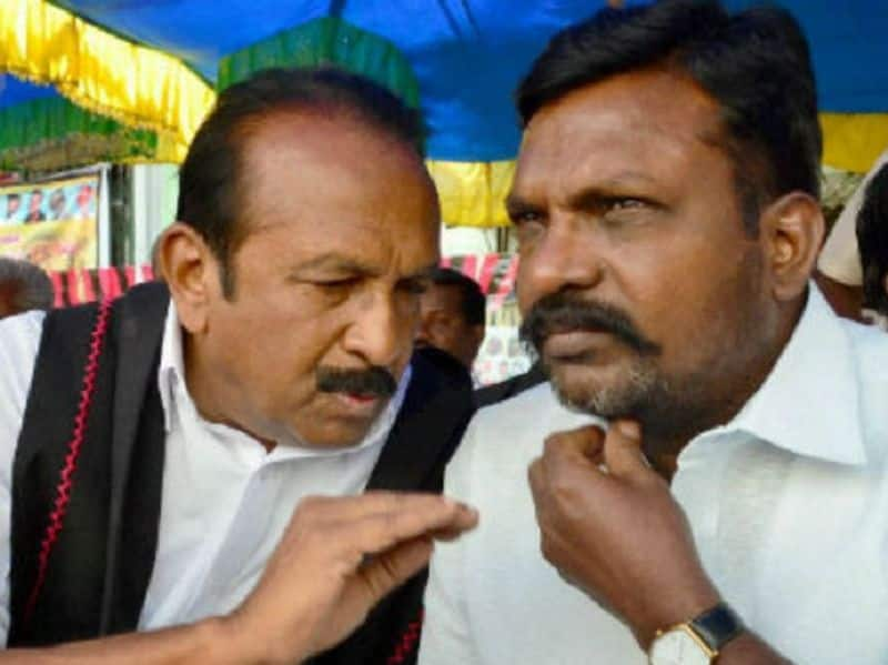 vck president thirumavalavan statement against modi