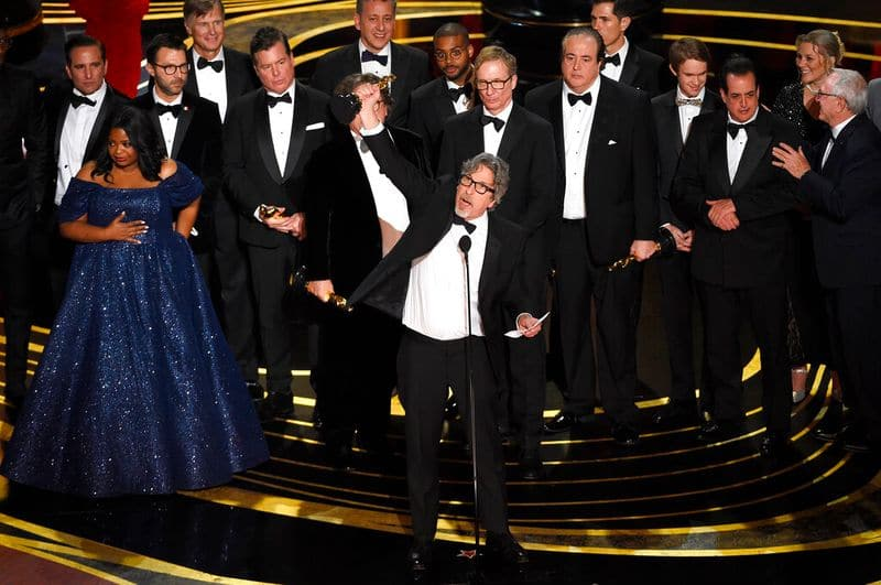 Oscars 2019 Green Book surprises with Best Picture win, halts Roma's wave