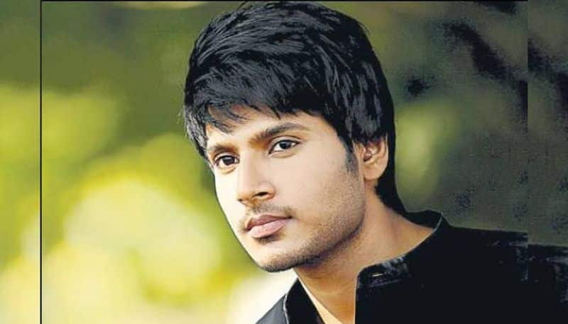 sandeep kishan about accident in shooting spot