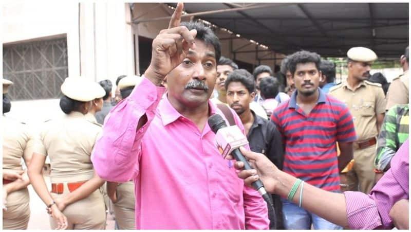 social activist mugilan issue