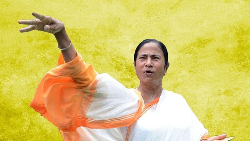 In Bengal, no chopper can land without CM's mamata; Amit Shah not the first to suffer