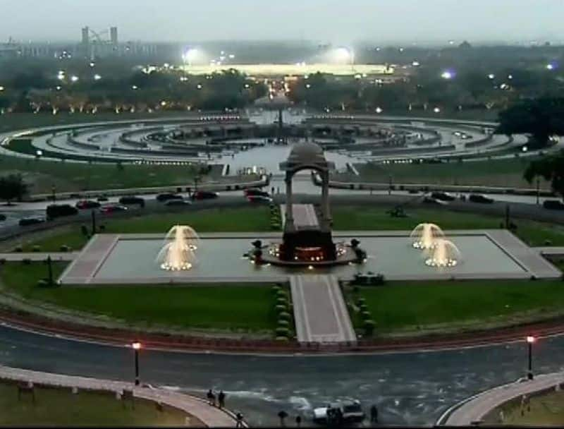 Prime Minister Modi Inaugurates National War Memorial Near India Gate, ask congress India First or Family First