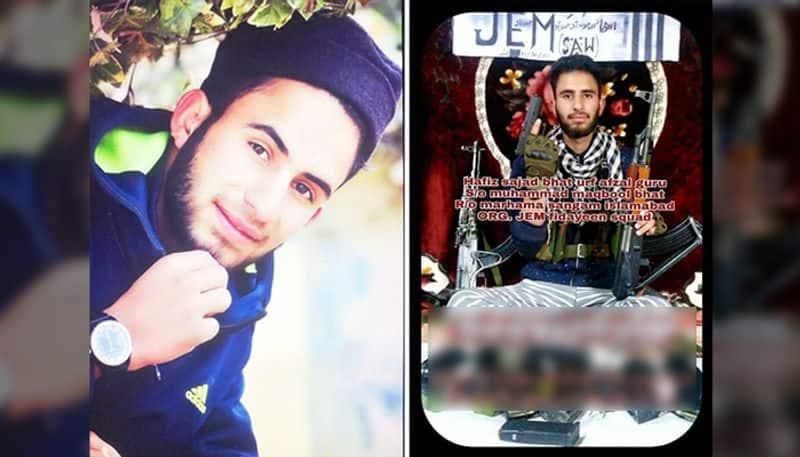Siraj-ul-Uloom Sajjad Bhat, owner Pulwama car terrorist attack crpf