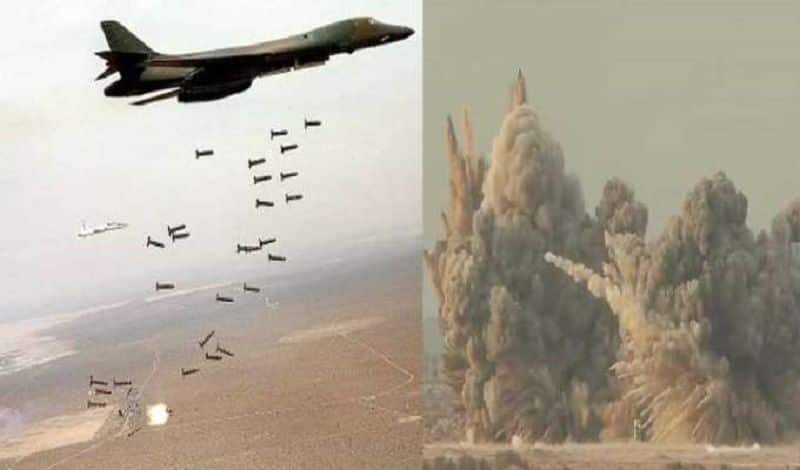 Indian air force destroyed 3 terrorist camp in Pakistan, more than 300 terrorist killed
