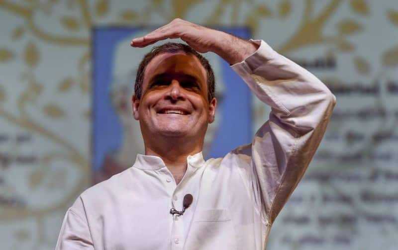 Congress chief salute Indian air force after struck on Pakistan and destroyed terrorist camp