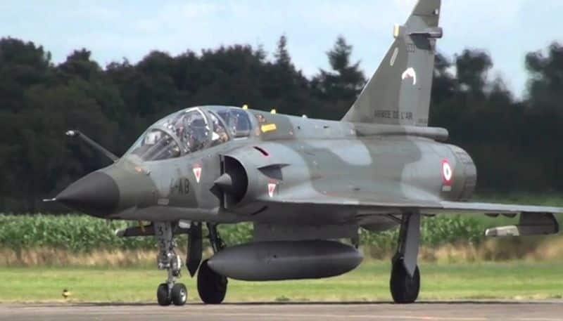 Why Mirage 2000 used in Indian strike on Pakistan