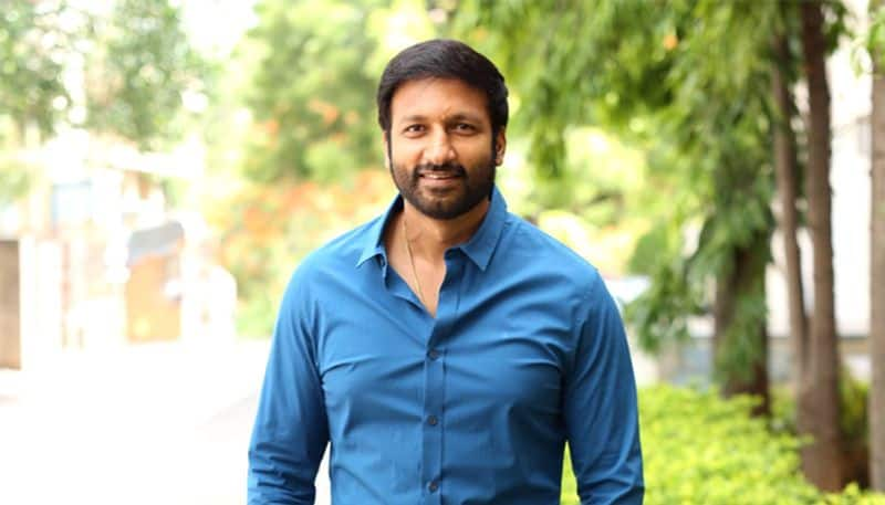 gopichand upcoming movie intresting title