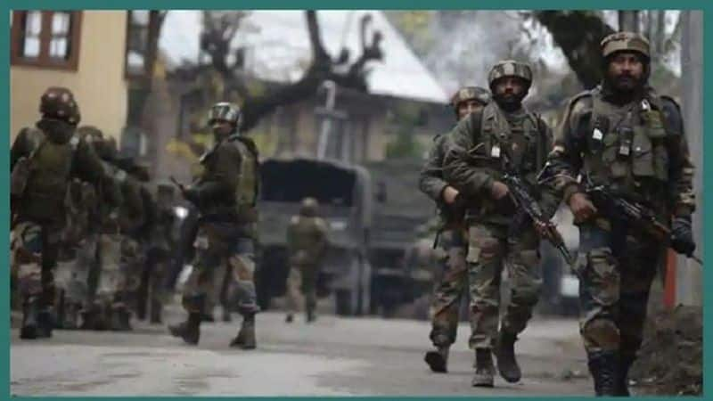 Encounter Tral security forces kill one terrorist